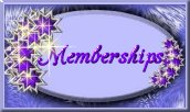 Memberships I belong to